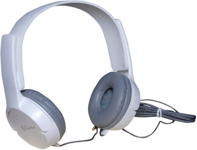 Signature VM-61 Headphone(White, Over the Ear)