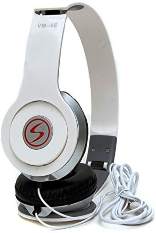 Signature vm46 Solo LeEco Headphone(Multicolor, Over the Ear)