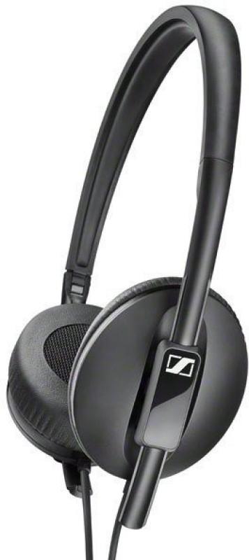 Sennheiser HD 2.10 Headphone(Black, On the Ear)