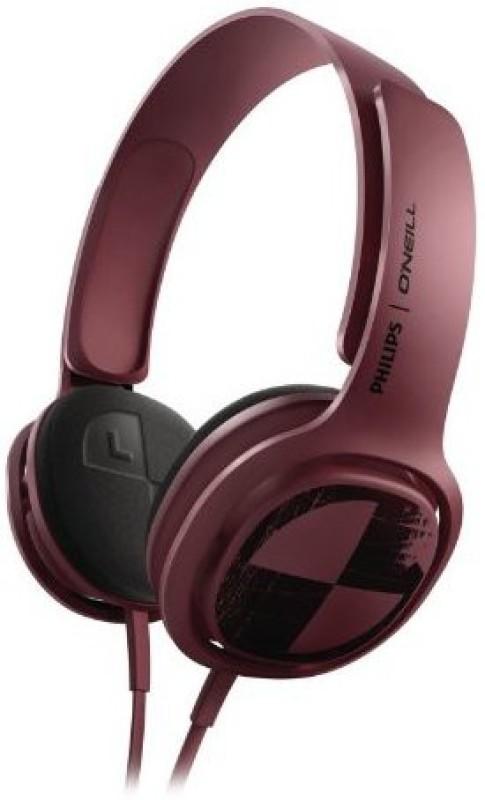 Philips Sho3300Brdo/28 ONeil Cruz Headband Headphones, Deep Wired Headphone(Purple)