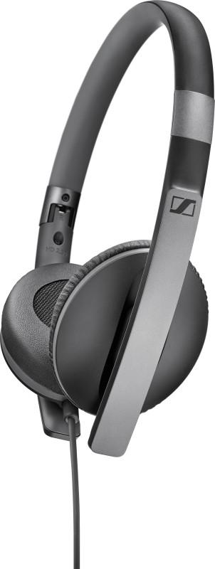 Sennheiser HD2.30i Headphone(Black, On the Ear)