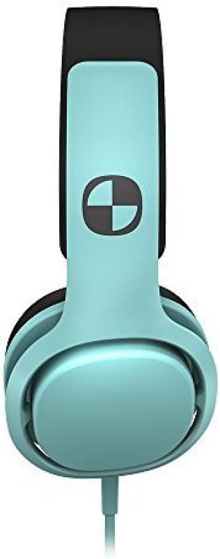 Philips Sho3300Mint/28 ONeill Cruz Headband Headphones - Mint Headphone(Blue)