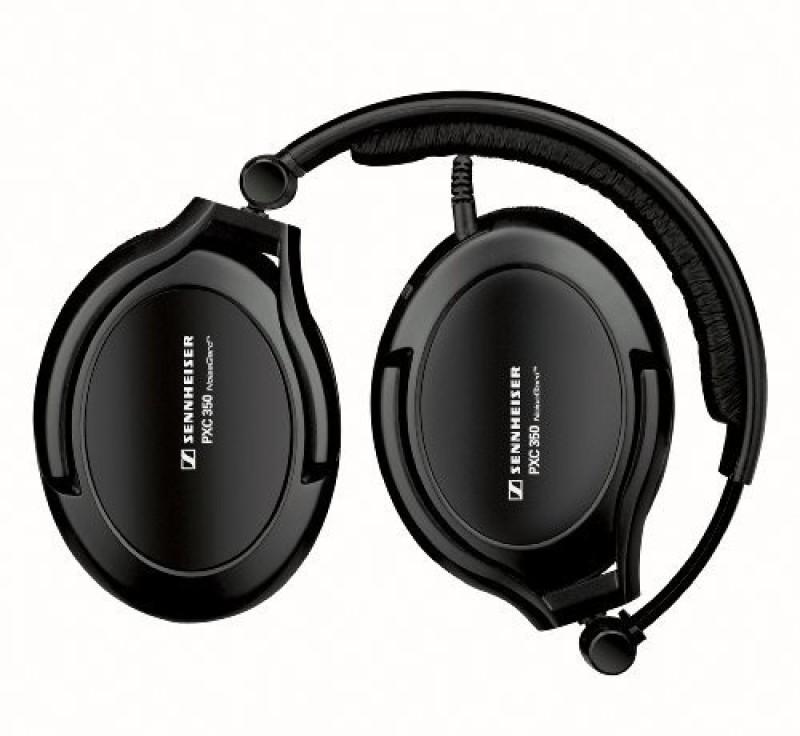 Sennheiser Pxc350 Noise Cancelling Headphone Headphone(Black)