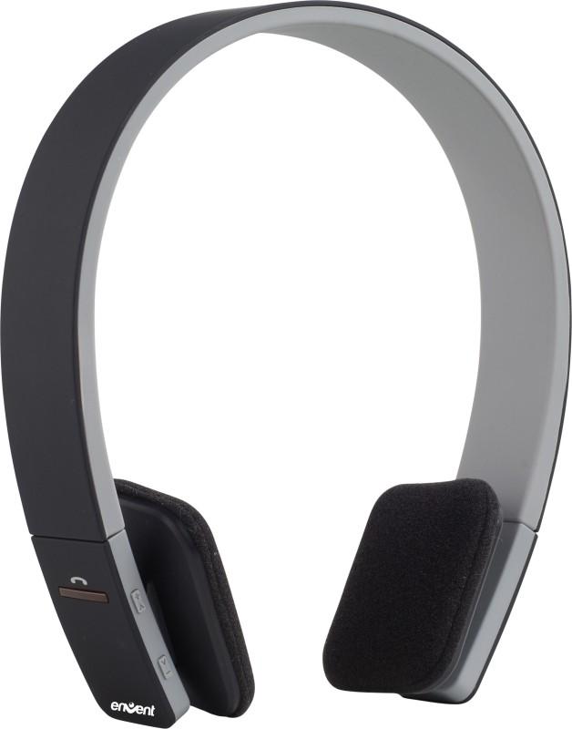 Envent BoomBud ET-BTHD001-BK Bluetooth Headphone(Black, On the Ear)