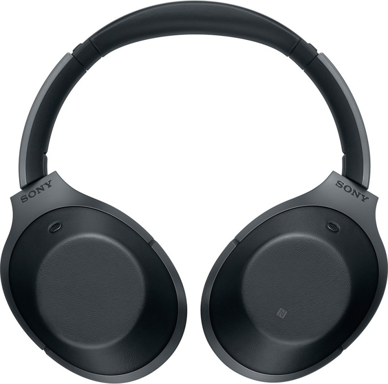 Sony MDR-1000X Bluetooth Headset with Mic(Black, Over the Ear)