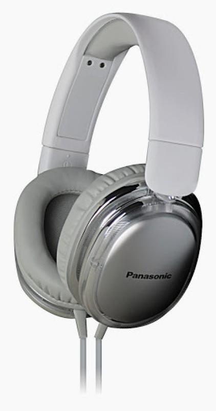 Panasonic RP-HX350E Headphone(White, Over the Ear)