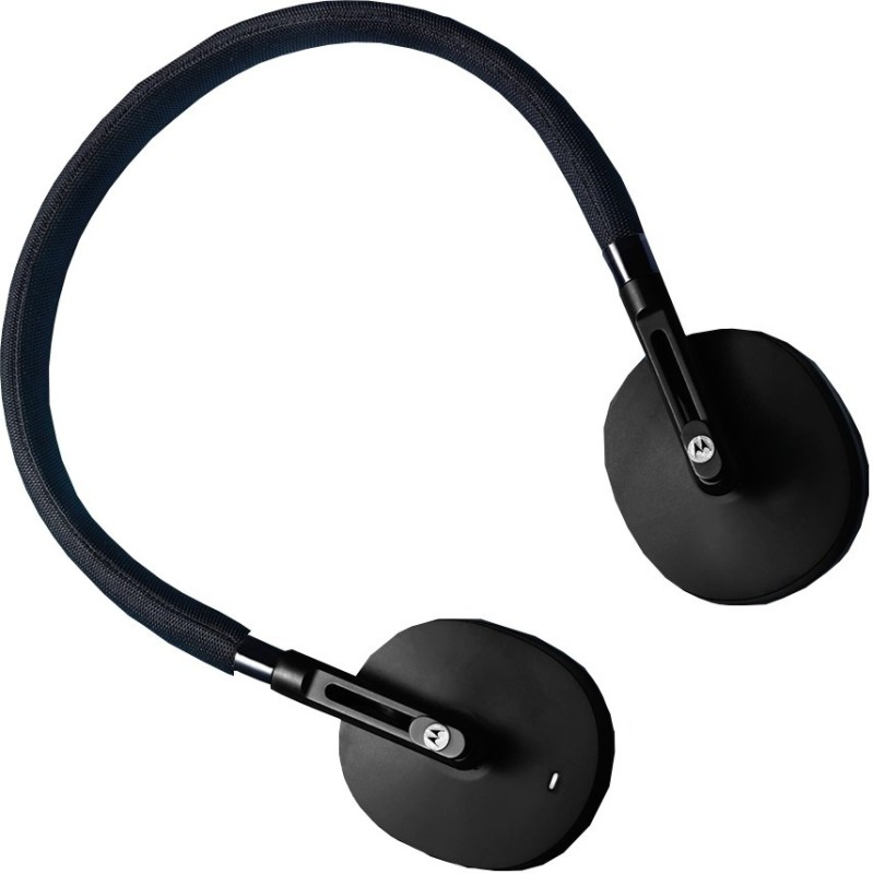 Motorola Pulse S505 Headset with Mic(Black, Over the Ear)