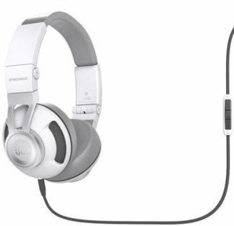 JBL Synchros S300A Headset with Mic(Grey, Over the Ear)