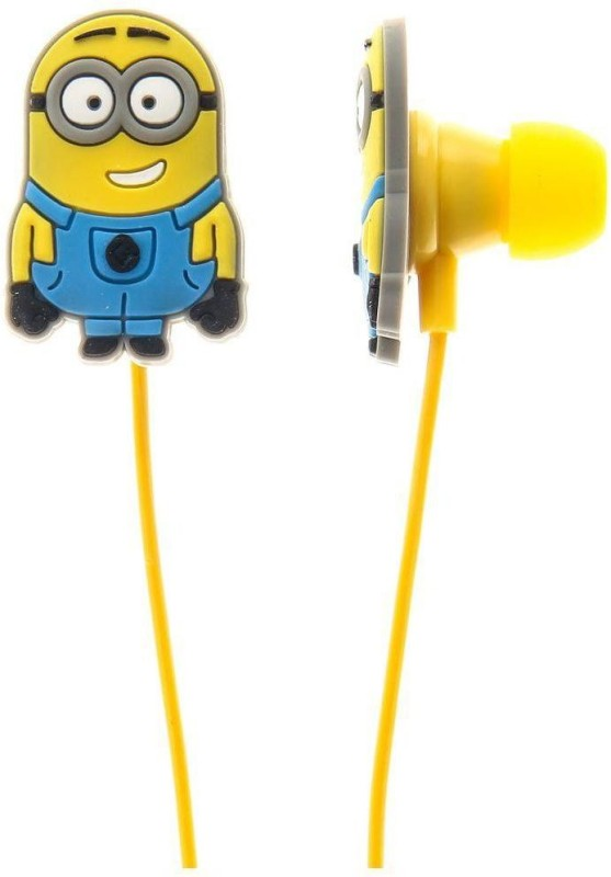 A Connect Z 12 Headphone(Yellow, In the Ear)