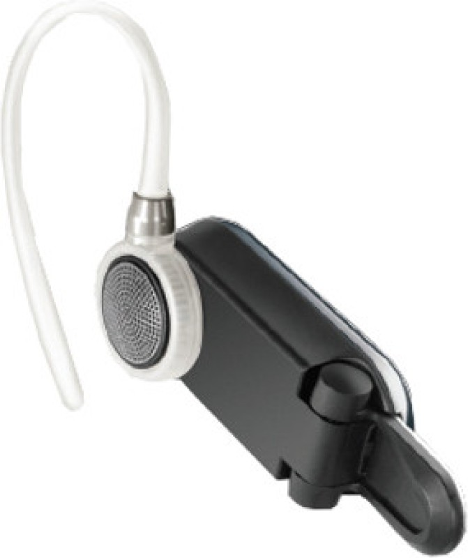Motorola H19txt Headset with Mic(Black, In the Ear)