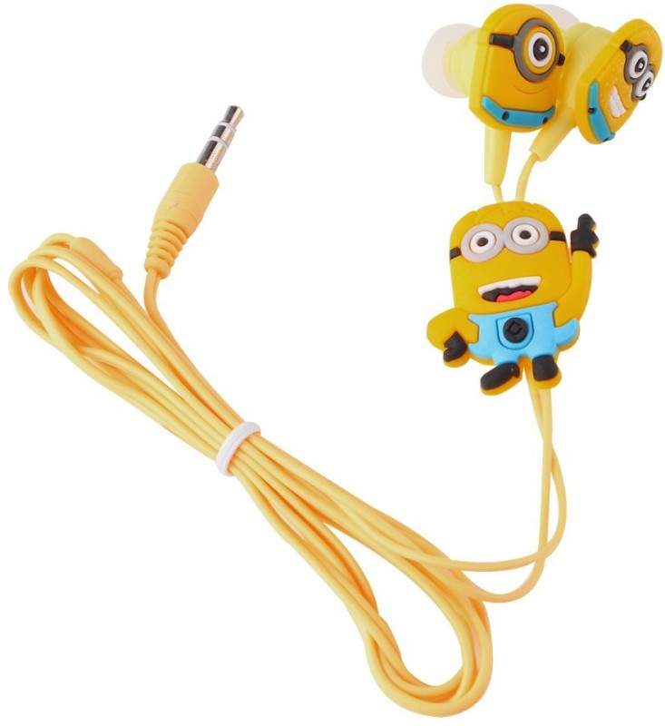 A Connect Z YellowIn ear Z20 10 Headphone(Yellow, In the Ear)