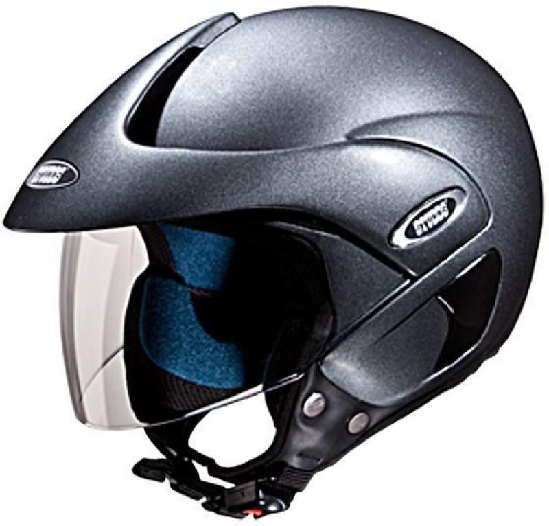 Studds Marshall Motorsports Helmet(Gun grey)
