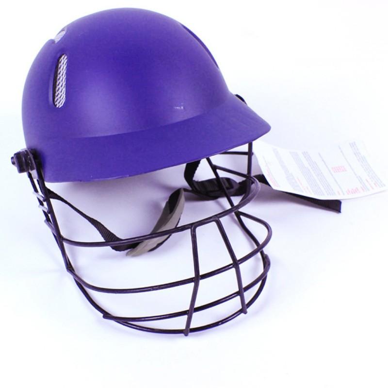SPORTSON Guardian Cricket Helmet(Voilet, Blue)