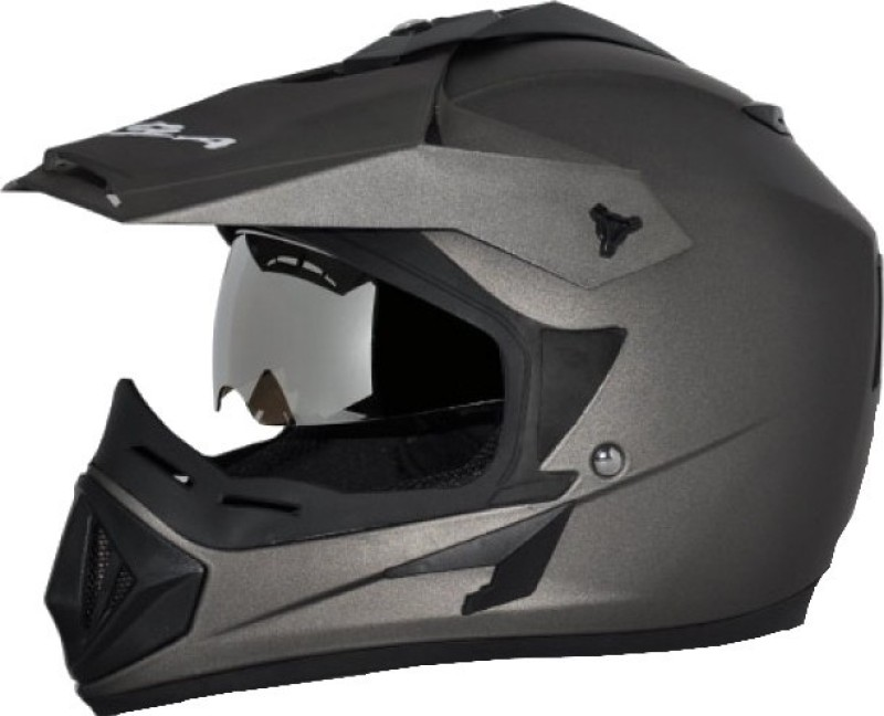 Vega Off Road Motorsports Helmet(Dull Anthracite)