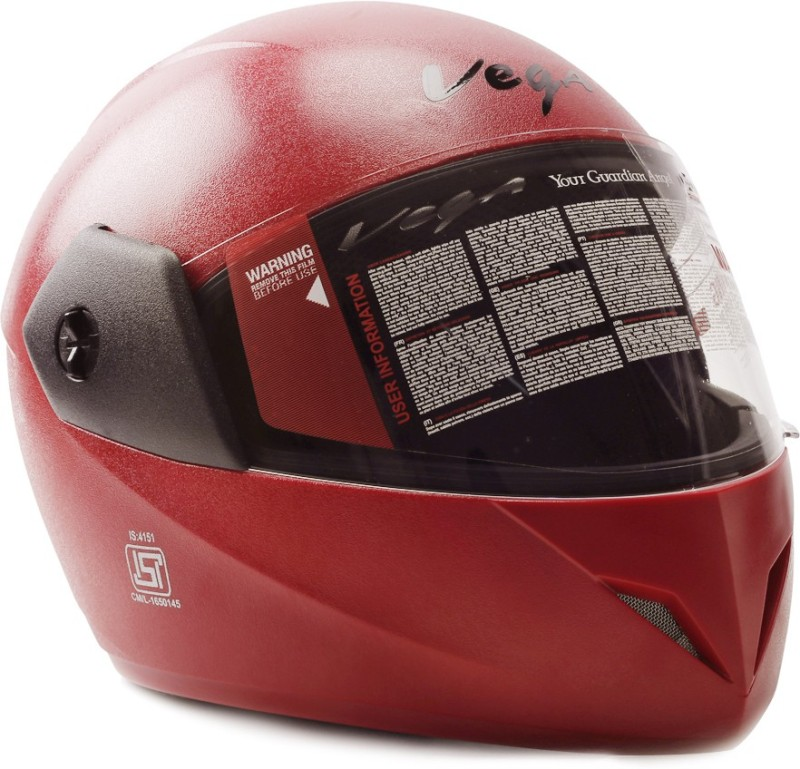 Vega Cliff Motorsports Helmet(Red)