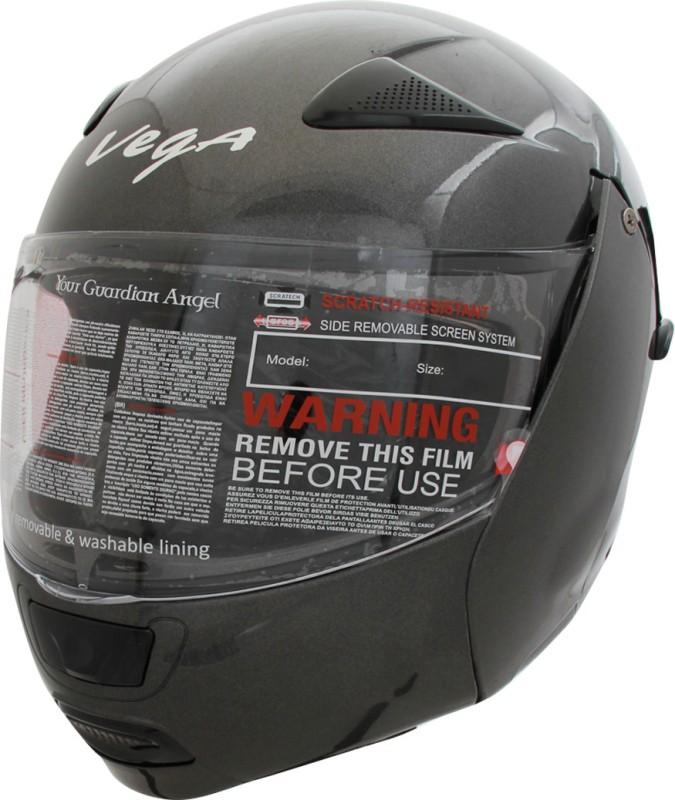 Vega Boolean Motorsports Helmet(Anthracite)