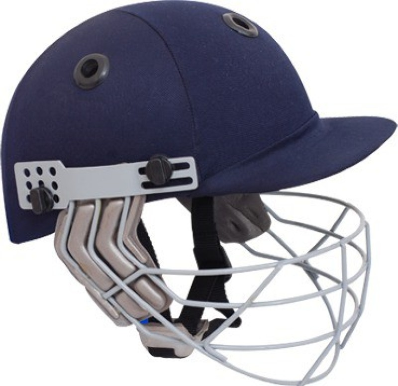BAS Vampire Club Cricket Helmet(Navy Blue)
