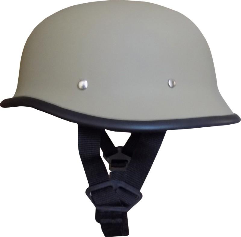 Anokhe Collections German World War 2 Style Motorbike Helmet(Desert Storm Matte)