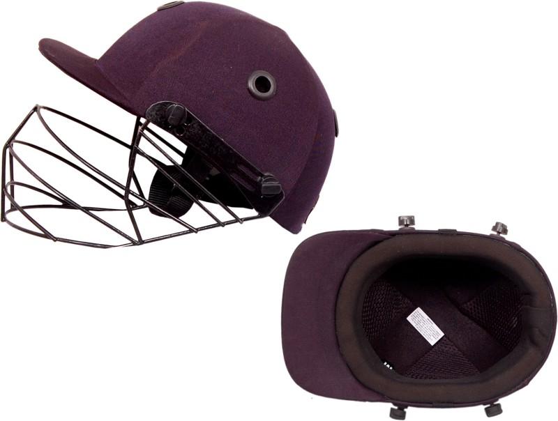 CE Sigma Platinum Cricket Helmet(Black)