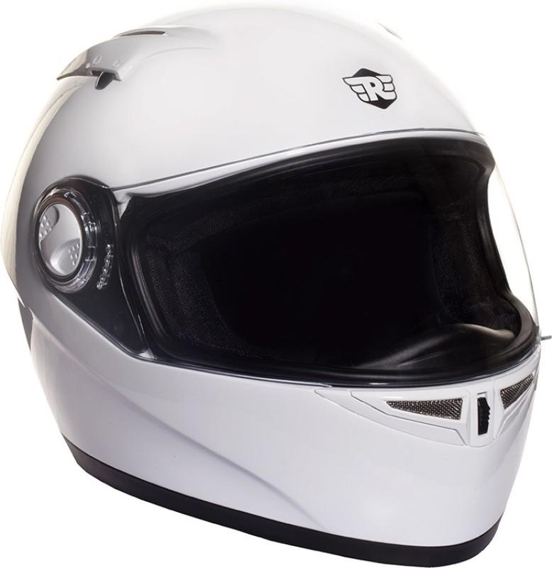Royal Enfield STREET NIMBUS Motorbike Helmet(White)