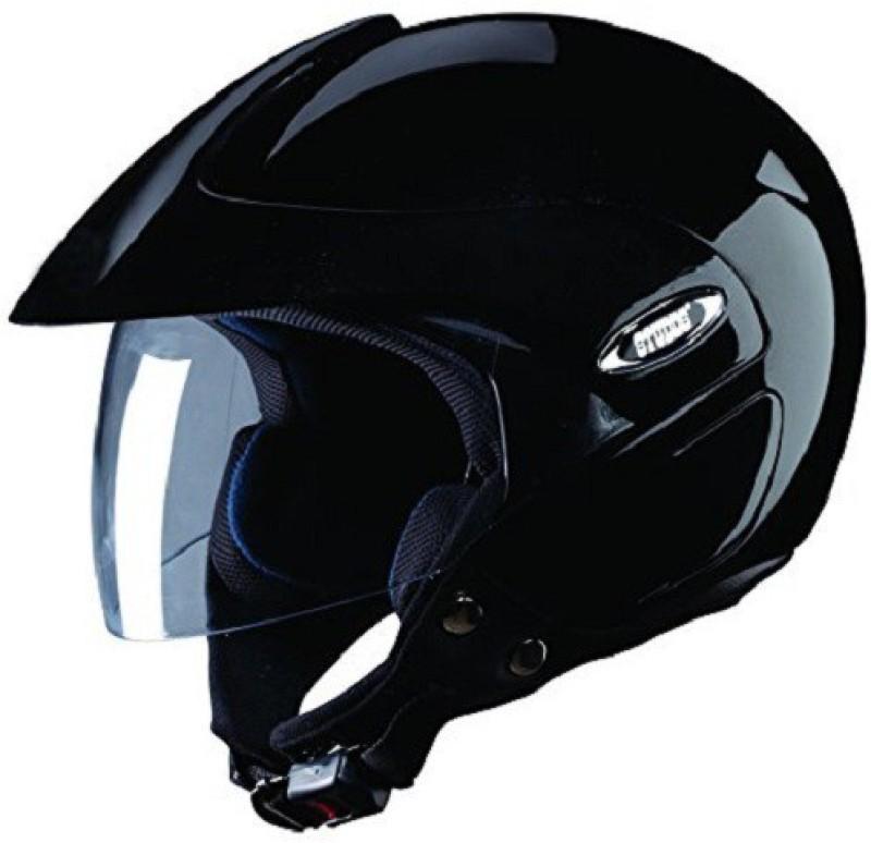 Studds Marshall Motorbike Helmet(Black)