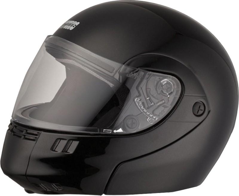 Studds Ninja 3G Eco Motorsports Helmet(MATT BLACK)
