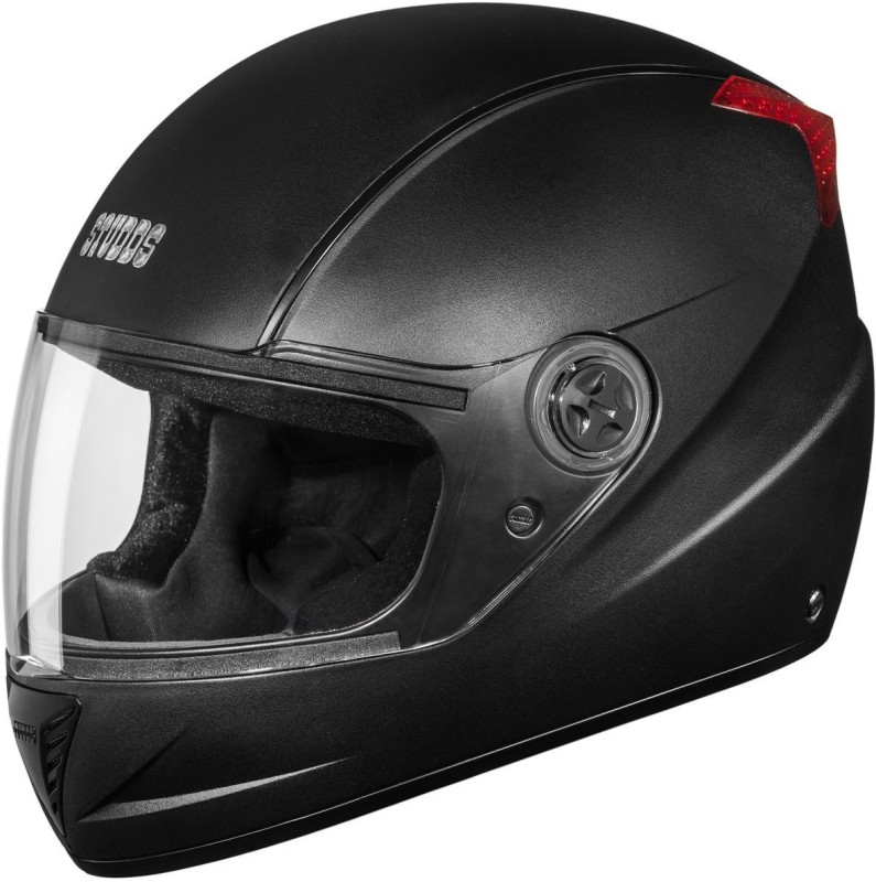 Studds Professional Motorbike Helmet(Black)