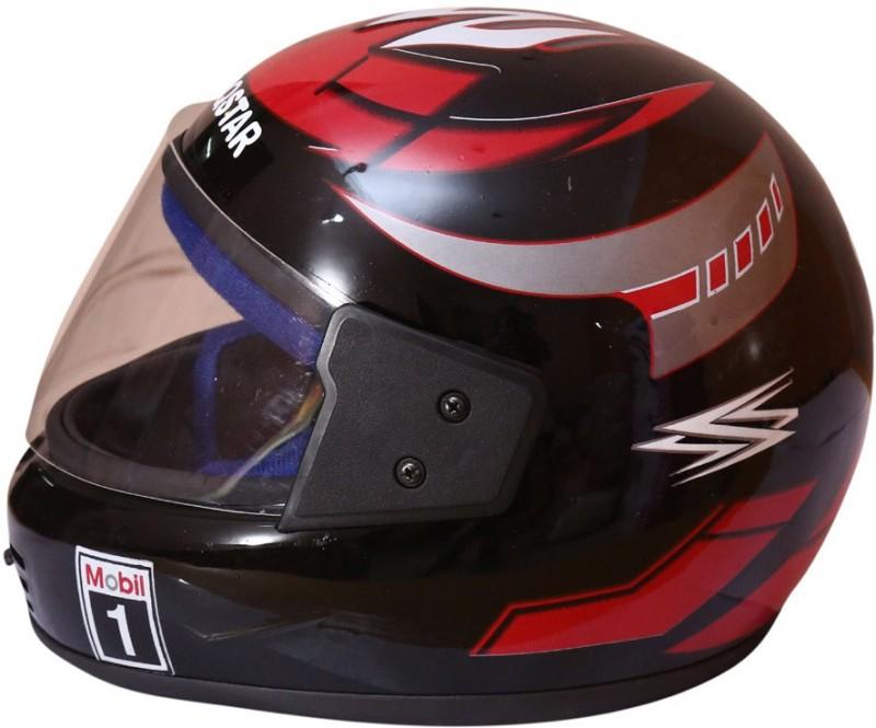 NSD NSD Onliqstar x4 helmet Motorbike Helmet(Black)