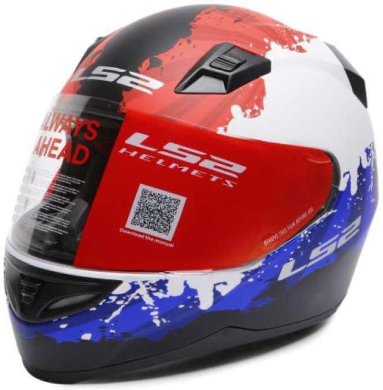 LS2 Ink Motorbike Helmet(Milticolour)