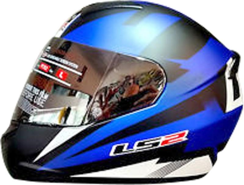 LS2 FF352-L Motorbike Helmet(Blue)