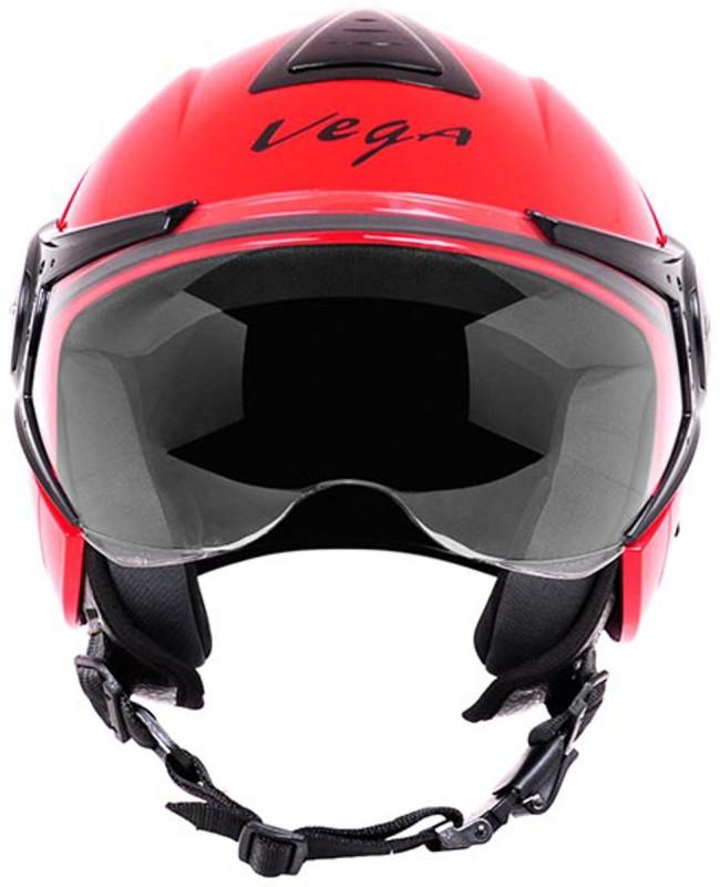VEGA VERVE Motorsports Helmet(Red)