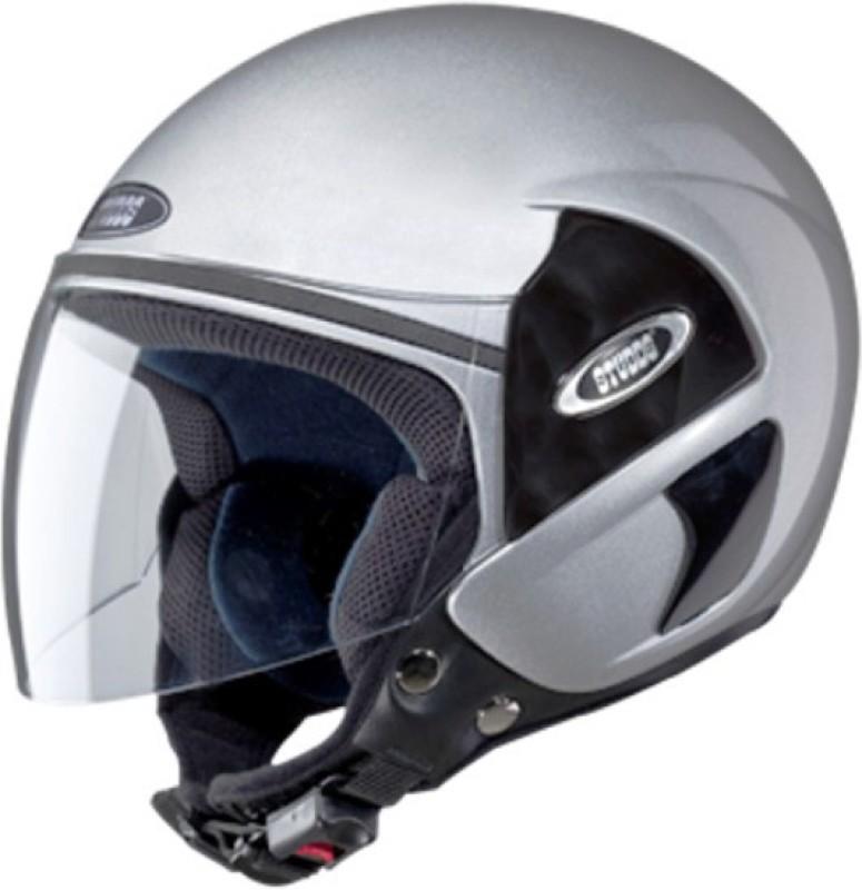 Studds Cub Motorsports(Gun Grey) Motorbike Helmet(Gun Grey)
