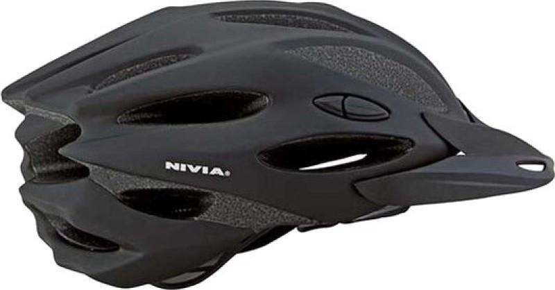 Nivia Premier Skate Adjustable Skating Helmet(Black)
