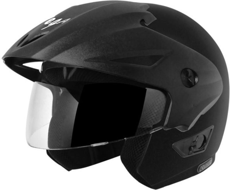 VEGA Cruiser W/P Motorsports Helmet(Dull Black)