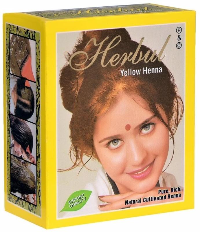 Herbul Yellow Henna(60 g)