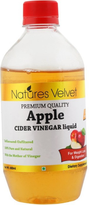 Natures Velvet Lifecare Apple Cider Vinegar 500ml(500 g)