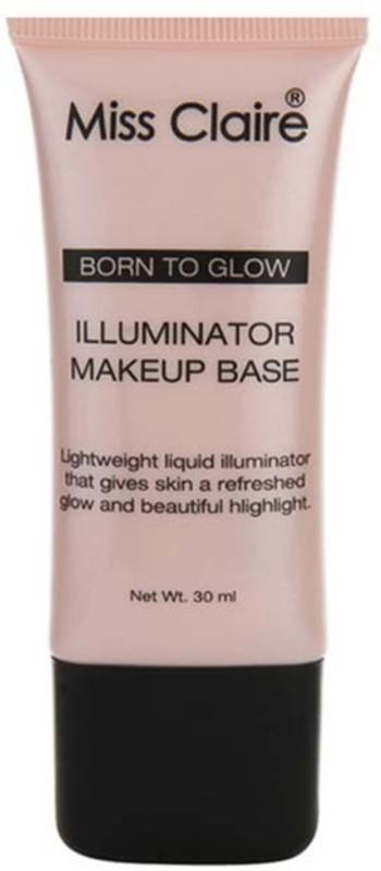 Silky Soft Cream illuminator makeup base Highlighter(earth blaze)