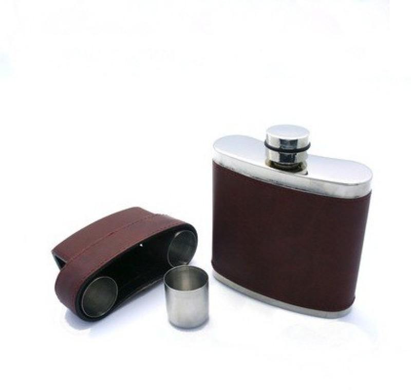 Phoenix Plain Hip Flask(207 ml)