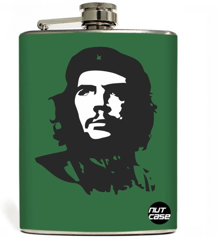 Just ?449 - Printed Hip Flasks - kitchen_dining