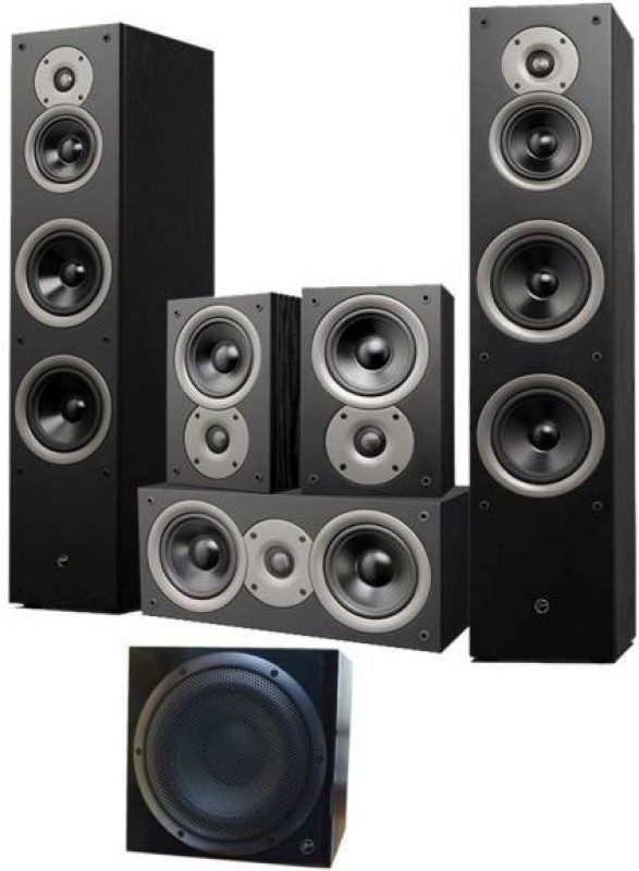 Swans JamLab-6-SUB-10 350 W Home Theatre(Black, 5.1 Channel)