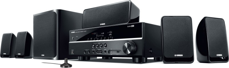 Yamaha YHT2910 810 W Home Theatre(Black, 5.1 Channel)