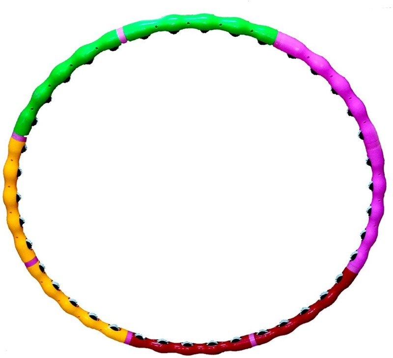 Kemket Exercise Ring for Fitness Hula Hoop(Diameter - 98 cm)