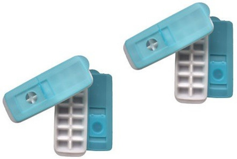 Tupperware PP (Polypropylene) Ice Bucket(Blue, White)