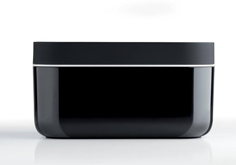 Lekue Plastic, Silicone Ice Bucket(Black 1.5 L)