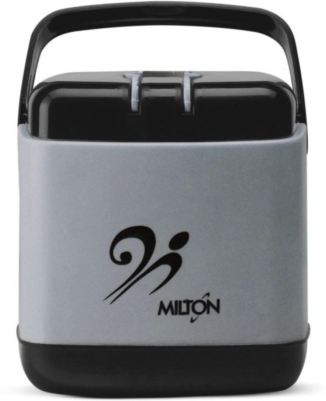 Milton Arctic Plastic Ice Bucket(Grey 1.4 L)