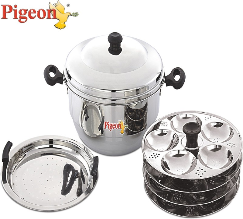Pigeon Hot 20 Induction & Standard Idli Maker(4 Plates )