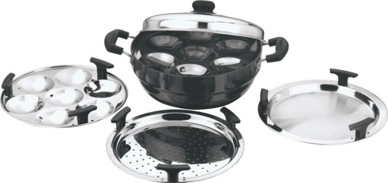 Vinod Multikadai Induction & Standard Idli Maker(2 Plates , 2 Idlis )