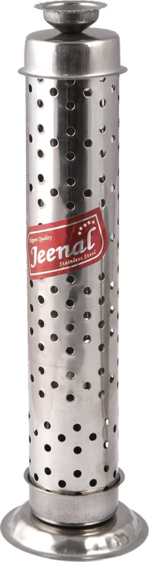 Jeenal Stainless Steel Incense Holder(Steel)