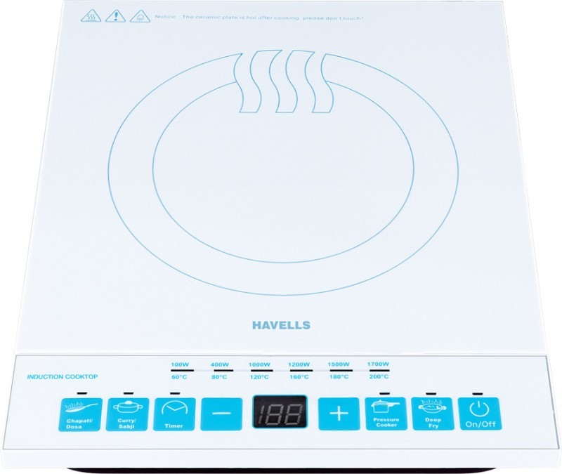 Havells Easy Cook Induction Cooktop(Touch Panel)