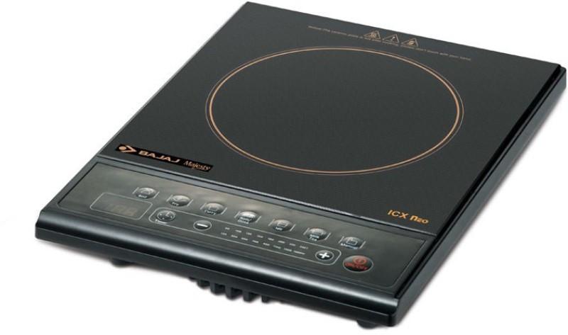 Bajaj 740057 Induction Cooktop(Black, Jog Dial)
